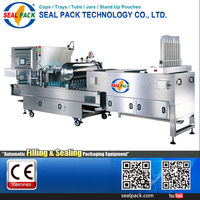 Best Service Quality Plastic Cup sealing machine