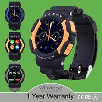 Witmood G Shock Style Sport A10 Android Smart Watch With Heart Rate Monitor Compass Waterproof android g-shock smart watch men
