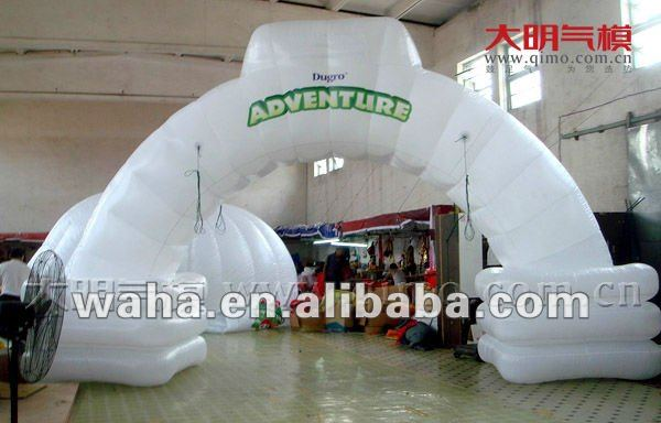 2011 Promotion product Inflatable entrance Arch
