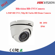 Hikvision 720p HD TVI camera , dome cctv camera, Ir camera