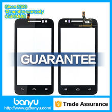 High quality spare parts touch screen for huawei ascend g330 lcd display screen