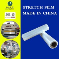 PE Material and Stretch Film Type wrap film for large quantity