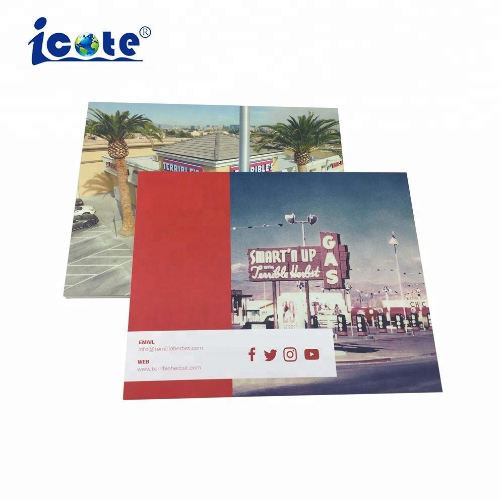 Craft Paper Bag Videobusinesscardwithlcdscreen For Presentation
