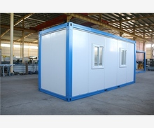 New Design Standard Luxury 2012 Trade Assurance 20ft container house
