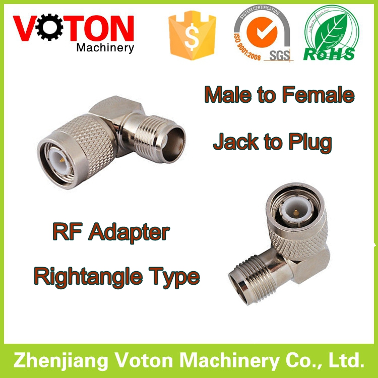 Cheap price TNC adapter TNC Plug male to TNC Jack Female Right Angle