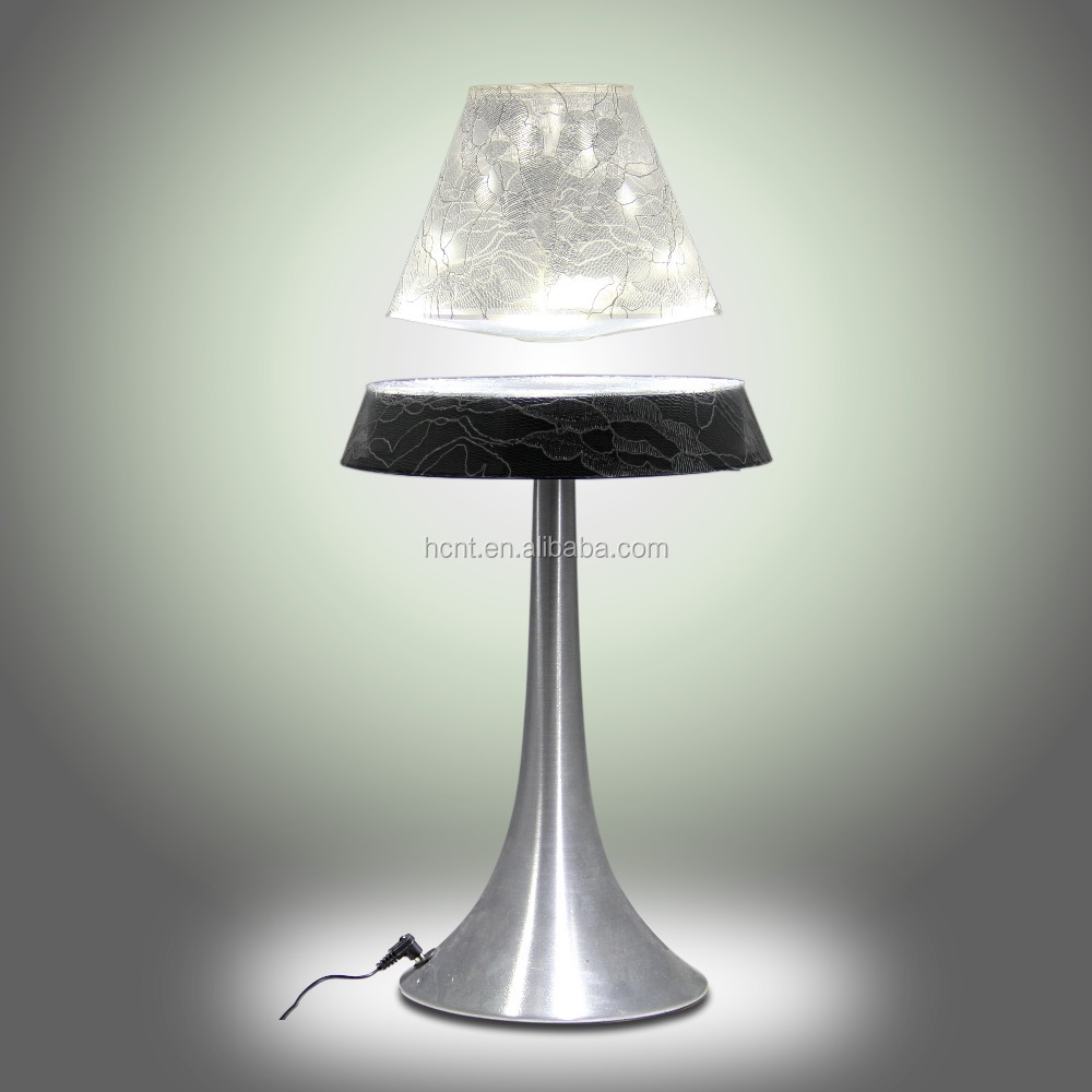 Magnetic floating magnifying classic dental table lamp