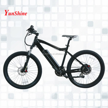 St Bernard,36v 250w brushless motor assisted battery powered electric mountain bike for adults