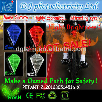 Bicycle Taillight LED High Brightness