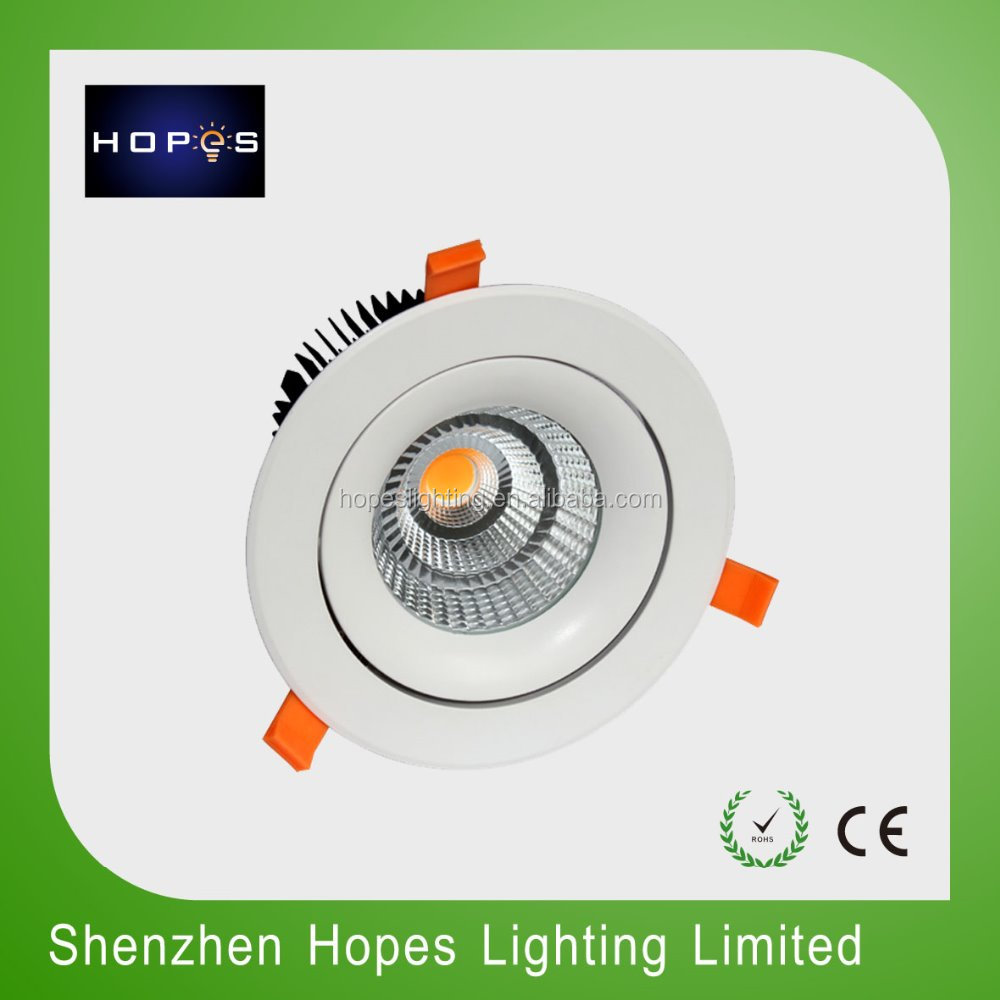 3year warranty CE CREE ceiling recessed new cob 12w led <strong>downlight</strong>