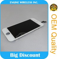 lcd ,touch screen digitizer wholesalers for apple iphone 5s lcd