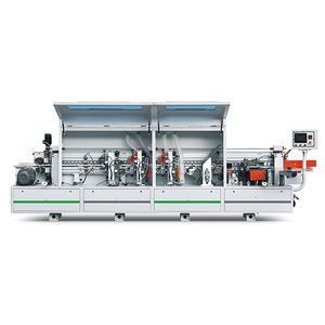 China Woodworking Straight Line Pvc Edge Banding Machine