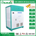 power inverter 200KW 3 phase 120/208V 60Hz off grid inverter