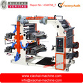 Roll To Roll 4 Colors Plastic Bag Printing Machine Price For Sale