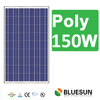 Hot sale cheap price 150w poly solar panel in china