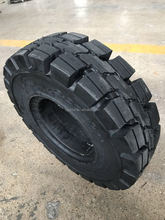 Alibaba guangzhou tire New pattern 7.00-12 solid forklift tire