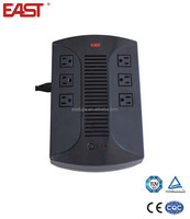Socket line Interactive UPS systems 650VA