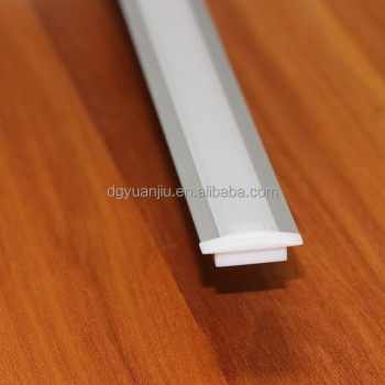 China factory offered YJ-014 recessed aluminum channel profile / led aluminum channel / aluminum channel for led strip