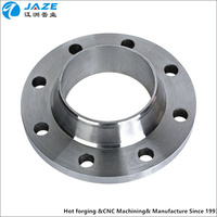 stainless steel welding neck forged ansi flange