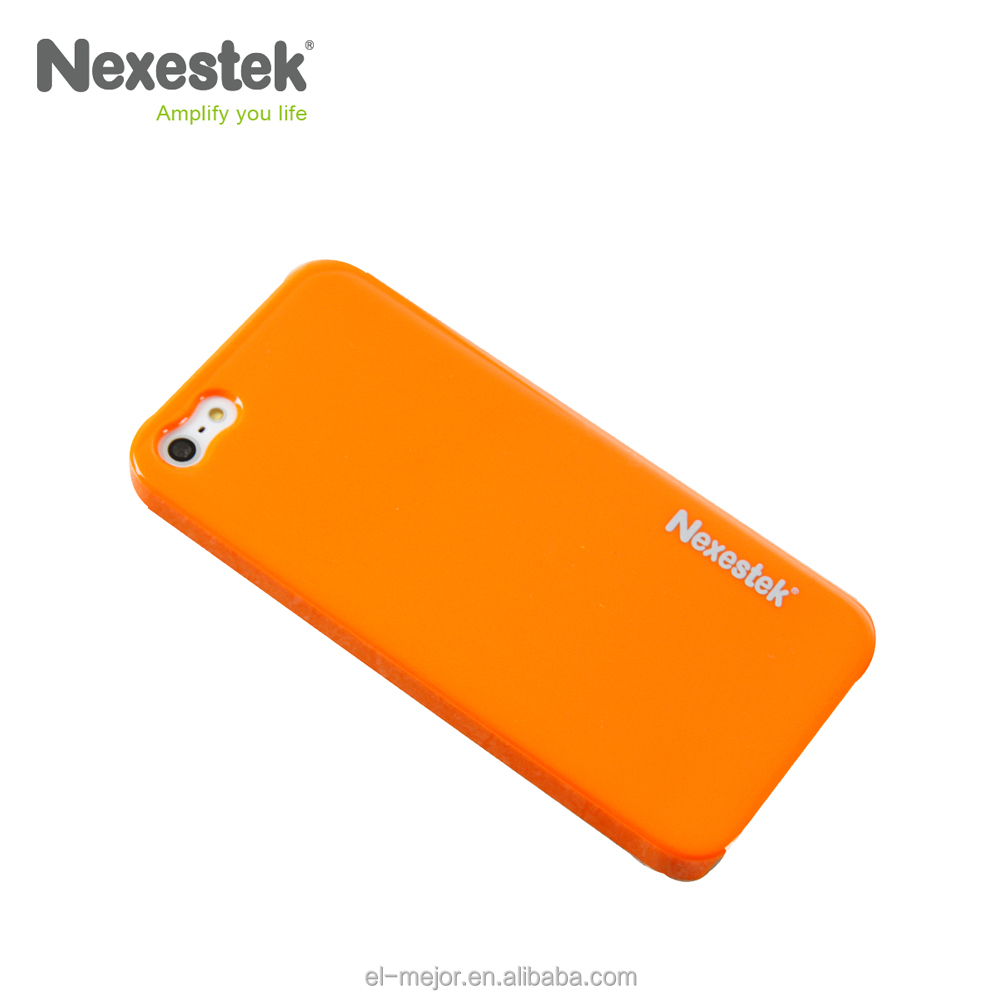 Taiwan Nexestek for iPhone case 5/5S/SE Candy Color Series - Orange