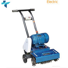 Factory Supply Portable Electric Road Slag Sweeping Machine
