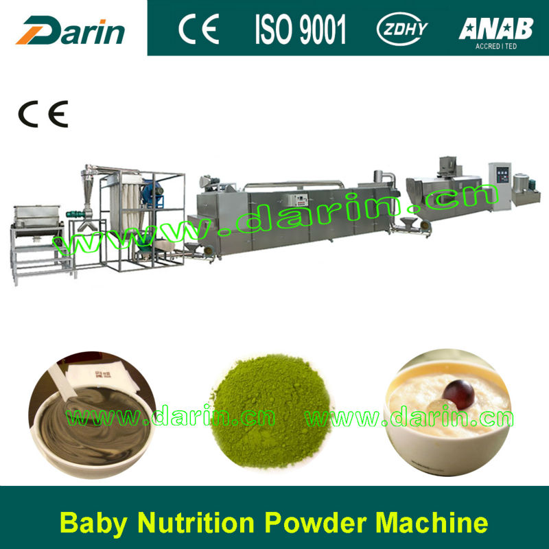High Yield Nutritional Baby Food Machine/equipment/processing Line