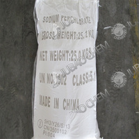 Jubao chemical and industrial naclo4 Sodium perchlorate Purity 99%min for fireworks CAS NO 7775-09-9 for sale