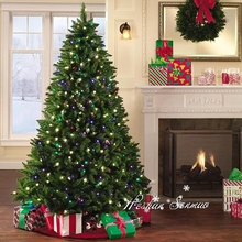 festival decorative artificial christmas tree led tree for outdoor and indoor decoration