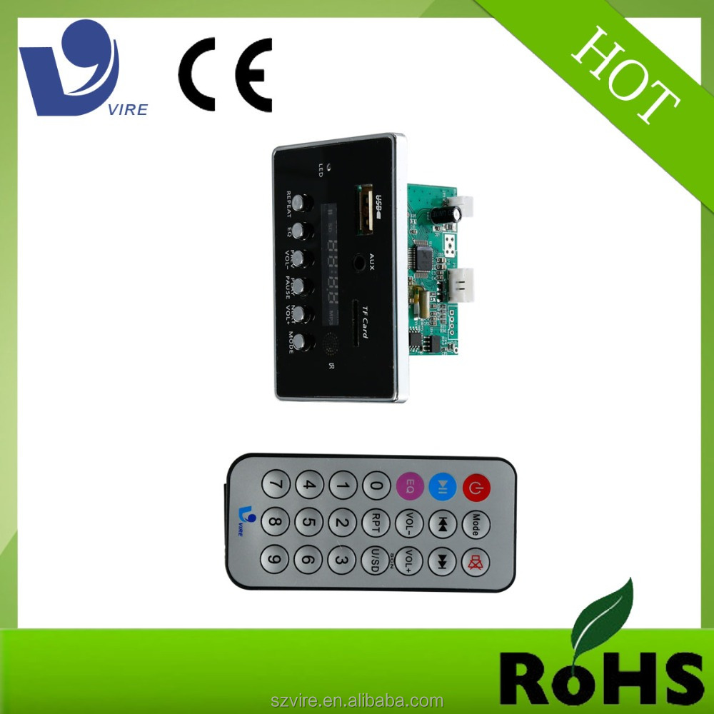 voice recognition module with bluetooth