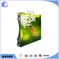 P3 alibaba express hot products advertising lightweight high definition p3 human walking billboard led display