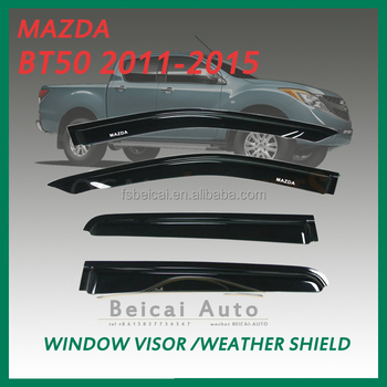 Car Parts window visor wind deflector Door visors