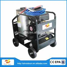 high pressure washercleaning machine with heavy-duty triplex pump and profesional trigger gun