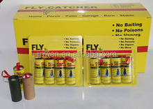 Powerful Fly Glue Tape Insect Sticky Paper Rolls Trap