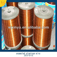 High quality enameled pure aluminum wire for transformers