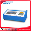 CO2 laser tube desktop mini laser engraving