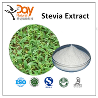 Pure Natural Total Steviol Glycosides 90% Powder