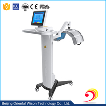 Medical use red light+infrared light wound healing LED thereapy machine