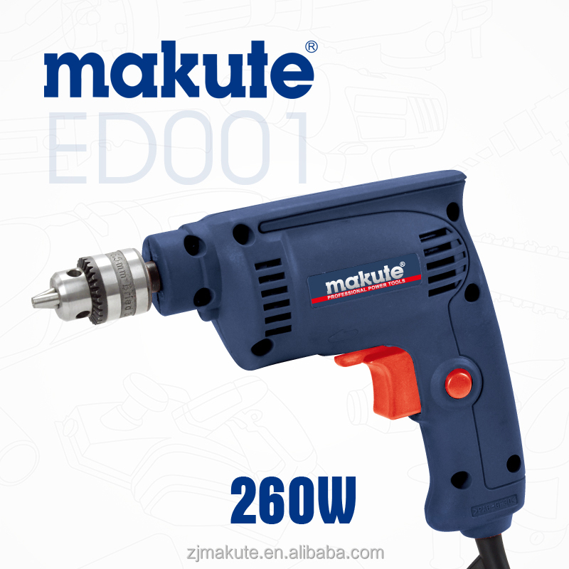 Canton Fair Direct Electric Tool 260W Power Drill Factory
