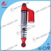 Manufacturer supply adjustable custom air and oil motorcycle adjustable shock absorber