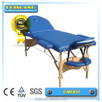 New design ayurveda luxurious massage table massage bed from factory