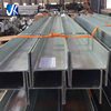 Solar Supporting Beam with Hot Dipped Galvanize ASTM A123