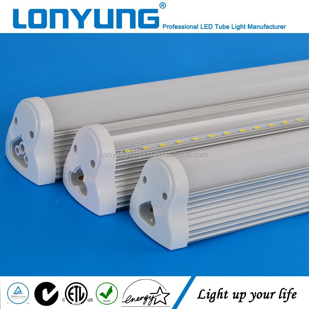 Delivery in time ul certified led light t8 led tube single pin daylight internal driver