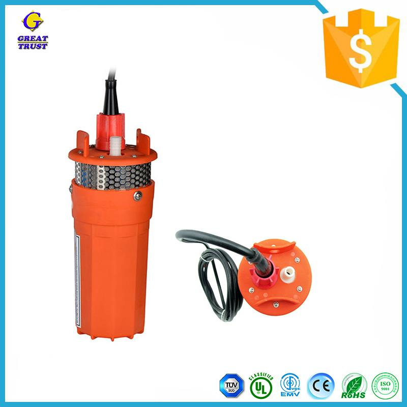 Multifunctional permanent magnet solar water pump