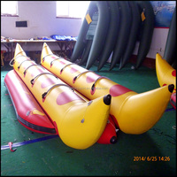 Double Banana Boat Inflatable Banana Boat For Sale