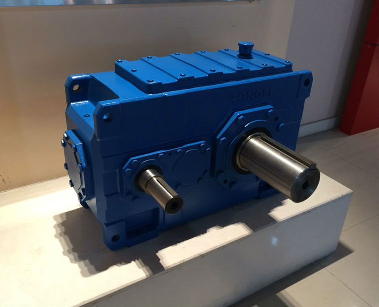 H series industrial gear unit
