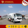 diesel concrete mixer price HOWO brand concrete mixer truck from China