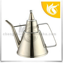 Wholesale Hot Sale Pyramidal Stainless Steel Oil Container