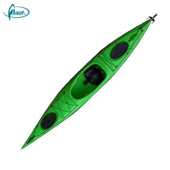 CE Rohs standard plastic canoe, kayak wholesale, sit on top kayak