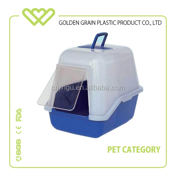 New design wholesale pet cat toilet, pet toilet, cat litter box