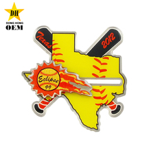 custom marathon metal souvenir world sports enamel pin badges