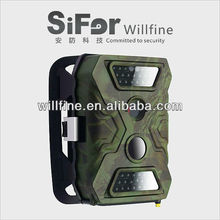 12MP 1080P PIR motion detection optional 940nm 850nm black camo scout guard gsm mms trail camera